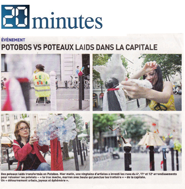 20 minutes article