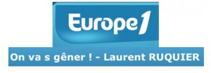 Laurent Ruquier- Europe 1