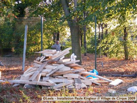 tas de bois tram au bois - site
