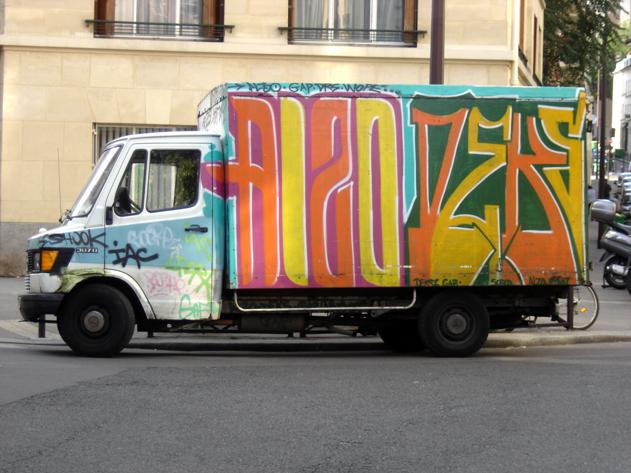 GRAFF TRUCK rue decaen 12e