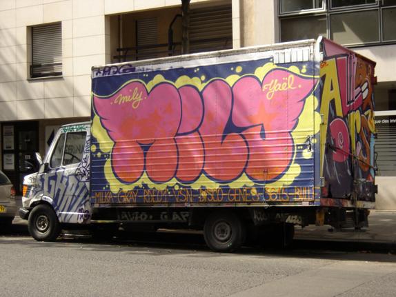 graf truck mily