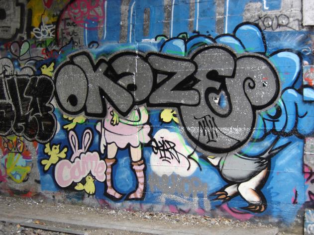 graff okazes