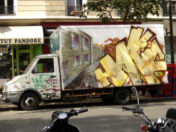 graff truck aligre crozatier