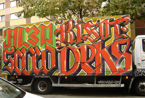 grand graff truck beccaria