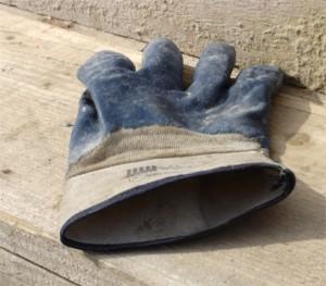 gant bleu - travaux tram porte de vincennes