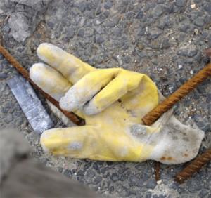 gant jaune attaqué boulevard poniatowski