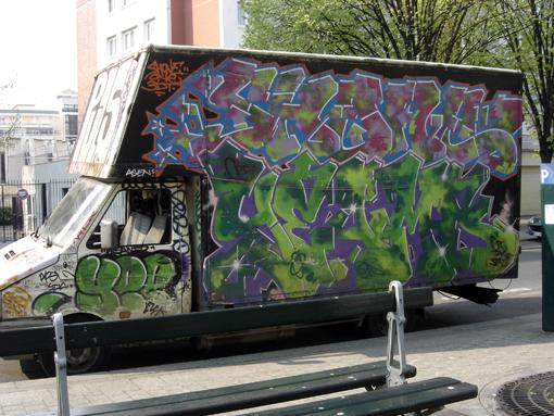 graff rue de flandre