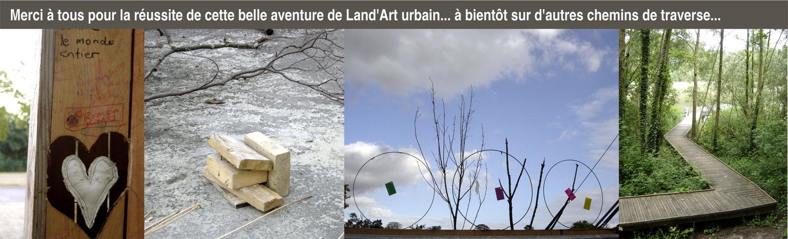 land art urbain à paris initié par Paris Label, paule kingleur, coop 2r2c et artistes associés