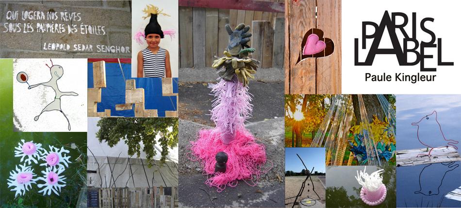 2011 : pour une année art urbain, social et éco-spontané / paris Label / Paule Kingleur
