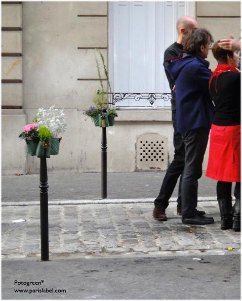 Association du jardin de la rue de l'élysée Ménilmontant à Paris 20e - Potogreen de Paule Kingleur / Paris Label