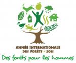 2011 année internationale des forêts : ateliers enfants et les forêts avec Paris Label / Paule Kingleur