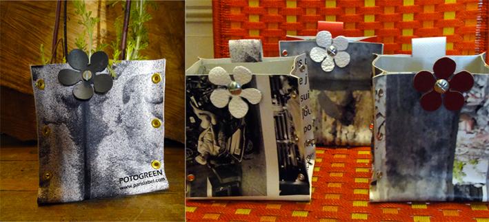 Potogreen édition limitée - Création Paule Kingleur / Paris Label