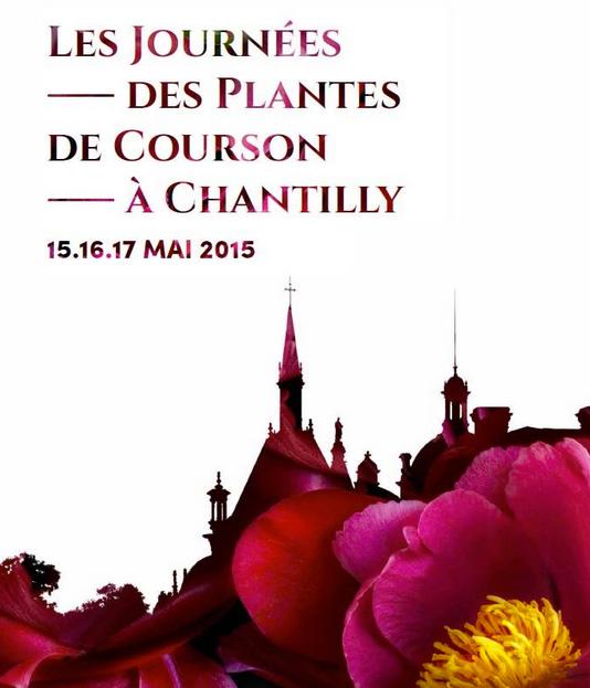 Les petits camions fleuris de Paris Label aux Journées des Plantes de Courson à Chantilly
