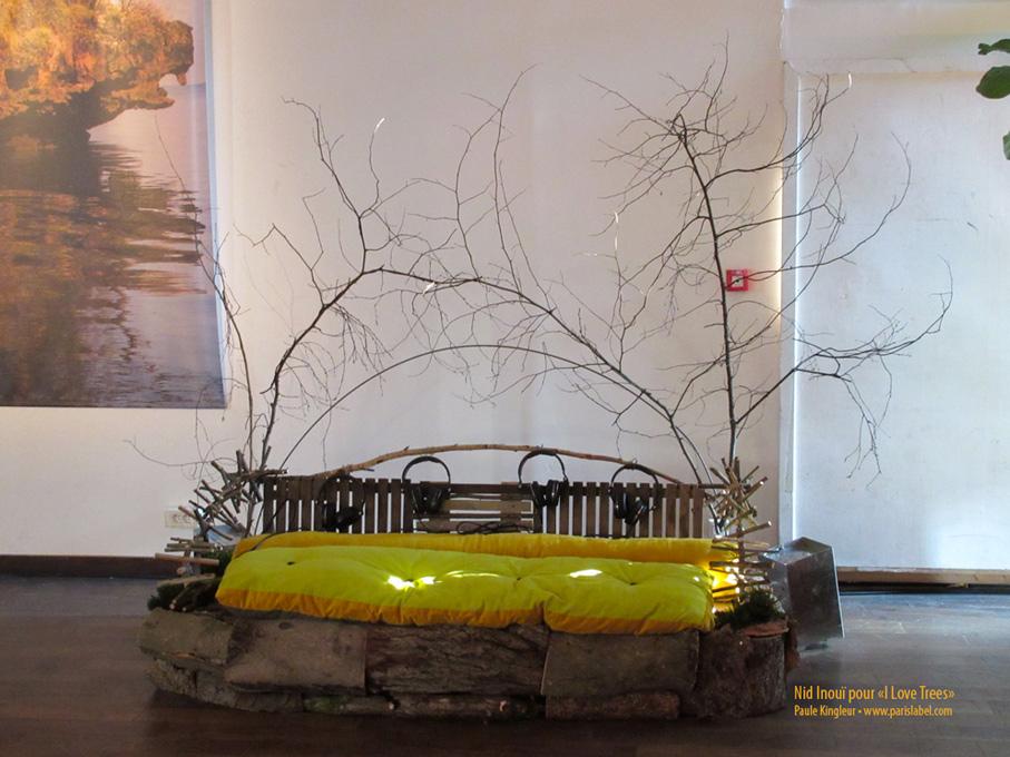 canapé-nid-inouï-Paule Kingleur pour I Love Trees - octobre 2015