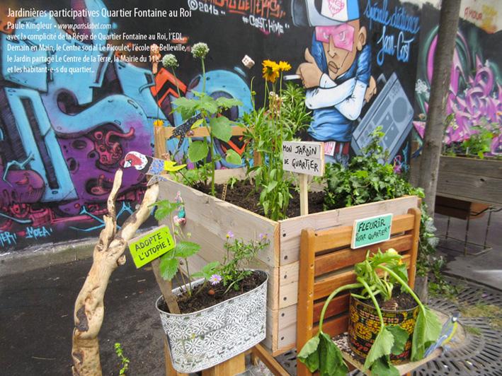jardinière-paule-Kingleur-adopte-l'utopie+fresque