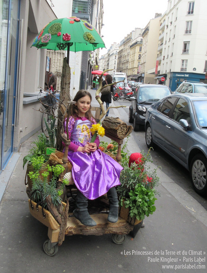 Jardin mobile - Paule Kingleur - Paris Label